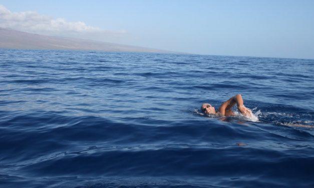 Nager haut sur l'eau, quid ? (3)