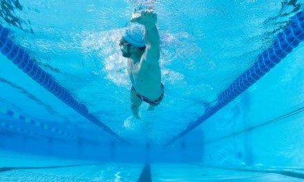 Loic Branda former openwater champion / fast pace (allure rapide)